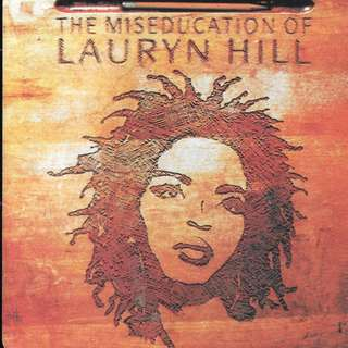 MY CD - THE MISEDUCATION OF LAURYN HILL -//FREE DELIVERY BY SINGPOST