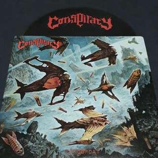Conspiracy (concordat) cd metal