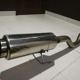 Muffler exhaust for sale