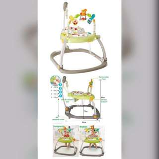 💥2 in 1 Jumperoo walker💥