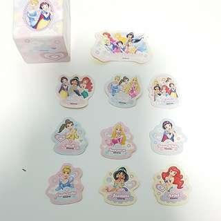 BN Disney Princess Stickers in a box