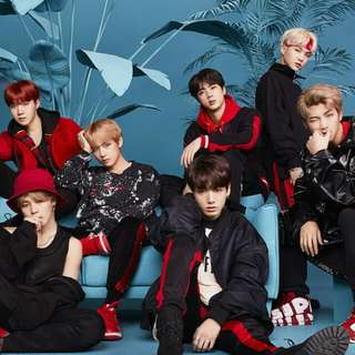 [GROUP ORDER] BTS - FACE YOURSELF
