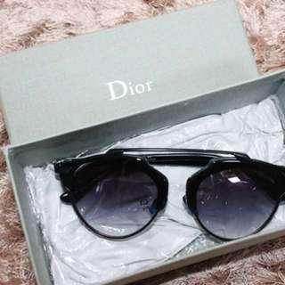 New Kacamata Dior Black Fullset