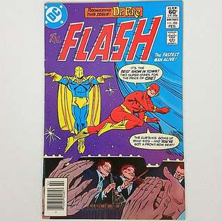 Dc Comics Flash Near Mint Condition Mirror Master