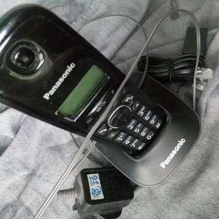 家用 panasonic 家居 無線 電話