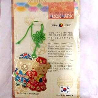 韓國書籤 Korea Bookmark