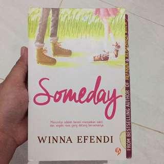 Novel Someday Winna Efendi Murah