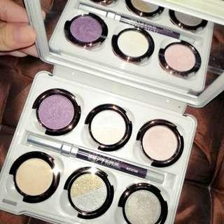 Preloved makeup palette