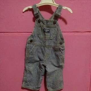 Oshkosh Overall Baby