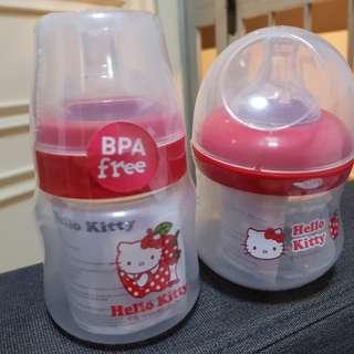 Hello Kitty Nursing bottles