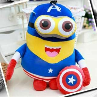 BUY 1 GET 1 FREE! The Avengers Minion Hero Figure