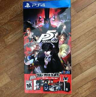 Persona 5 Take Your Heart Premium Edition