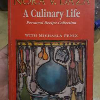 Culinary Life by Nora Daza