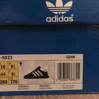 Adidas Iniki black us10