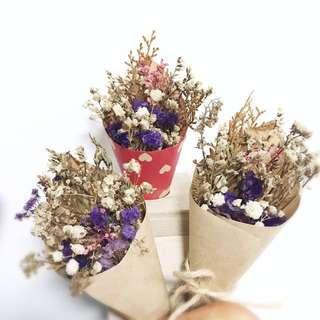 Baby Breath Mini Bouquets