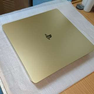 PS4 Silm GOLD 500GB