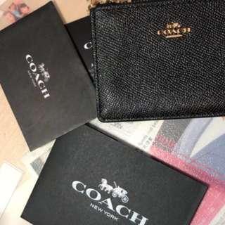 COACH Coin Wallet / Coin Purse / 散子包