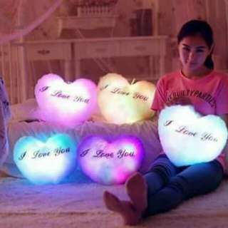Lighted Pillow