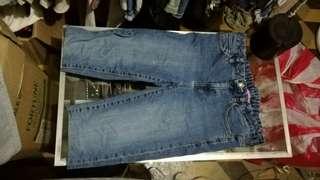 Kids Unisex Cut Shorts Uniqlo