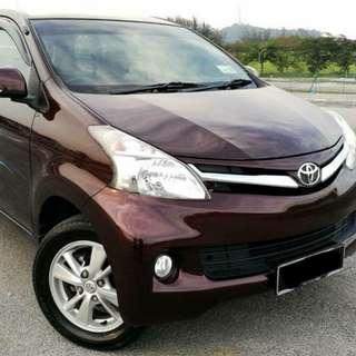 PROMO RAYA CNY Toyota Avanza 1.5 Auto