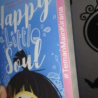 Happy little soul by Retno hening FREE ANTING POMPOM
