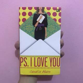 Novel PS I Love You Bahasa Indonesia