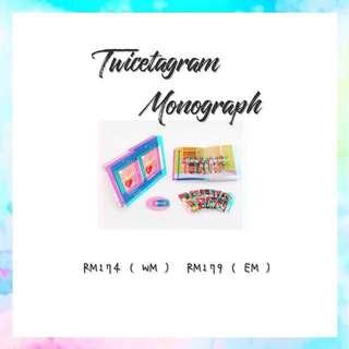 Preorder - Twice Twicetagram Monograph