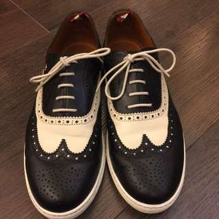 Bally Oxford Shoes size 40