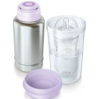 Philips Avent Thermal Bottle Warmer / Warmer On The Go