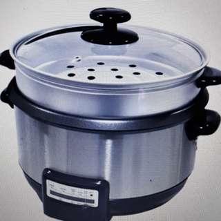 Optimum multipurpose cooker