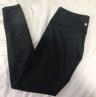 Lululemon workout leggings