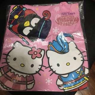"Hello Kitty Tote bag ""Christmas Fairytale"""