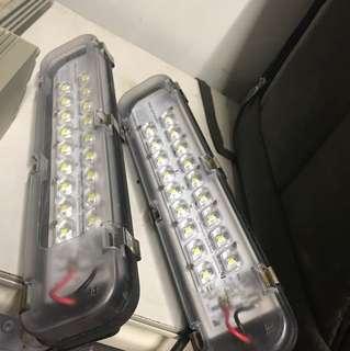 1拖2Led防水投射燈