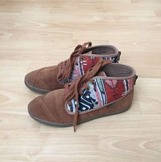 Call It Spring Aztec Ankle boots