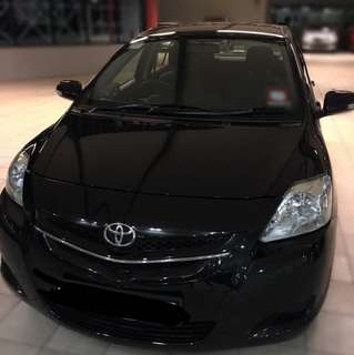 Toyota Vios Rental