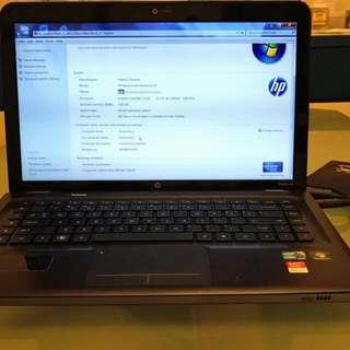 "HP Pavilion I7 15.6"" Notebook"