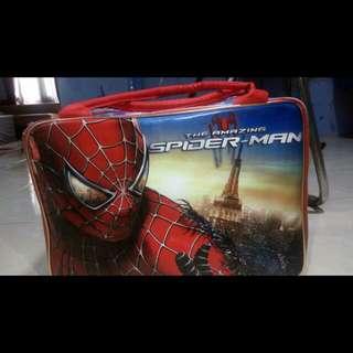 Mini Koper / Tas Piknik Karakter Spiderman