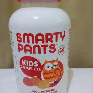 Kids multivitamins gummy