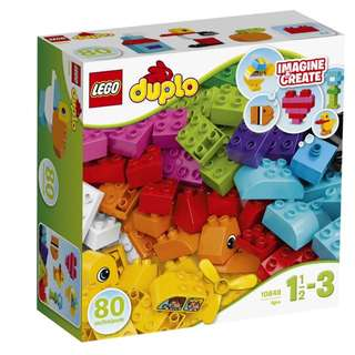 LEGO My First Bricks Duplo (Brand NEW)