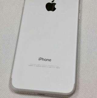 🚚 Iphone7 256G 銀色