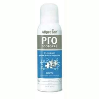 [In Stock] Allpresan Pro Dry rough skin