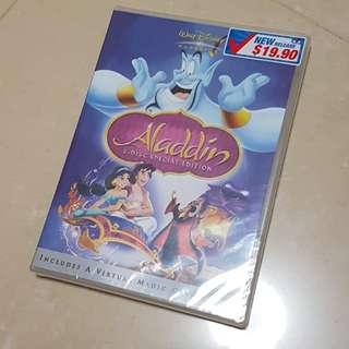 Walt disney Aladdin movie (2Disc Special edition)