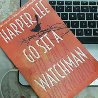 Go Set A Watchman (Harper Lee)