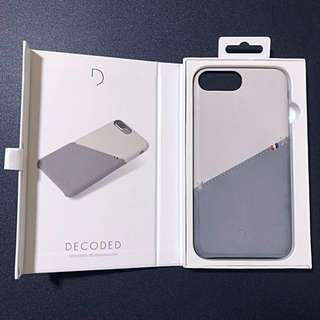 Decoded Leather Case for iPhone 7p/8p