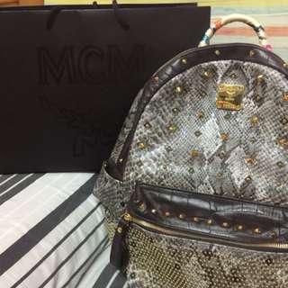 MCM Python Backpack