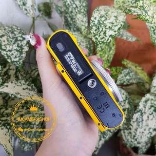 Casio Zr 1500 yellow S|H
