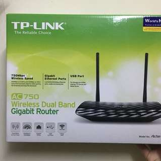 New Tplink router