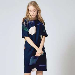 OSN Our Second Nature Birthstone Shift Dress