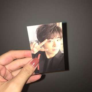 Youngjae GOT7 Just Right Photocard