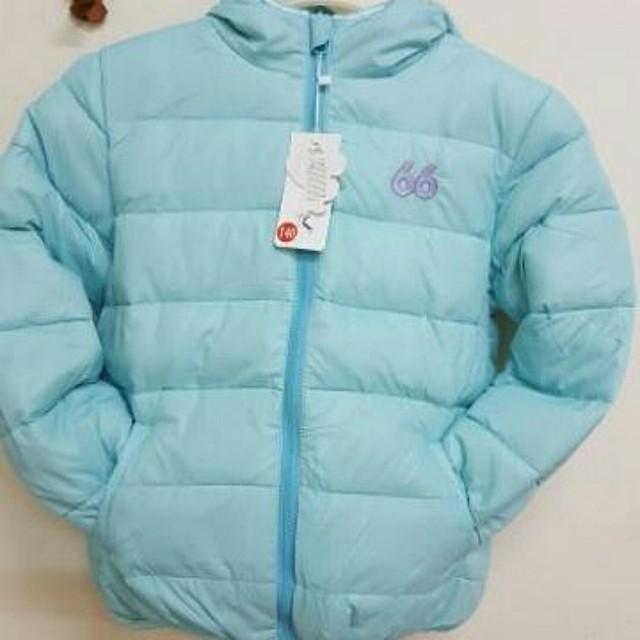 💝中小女童冬季羽絨外套(2色)